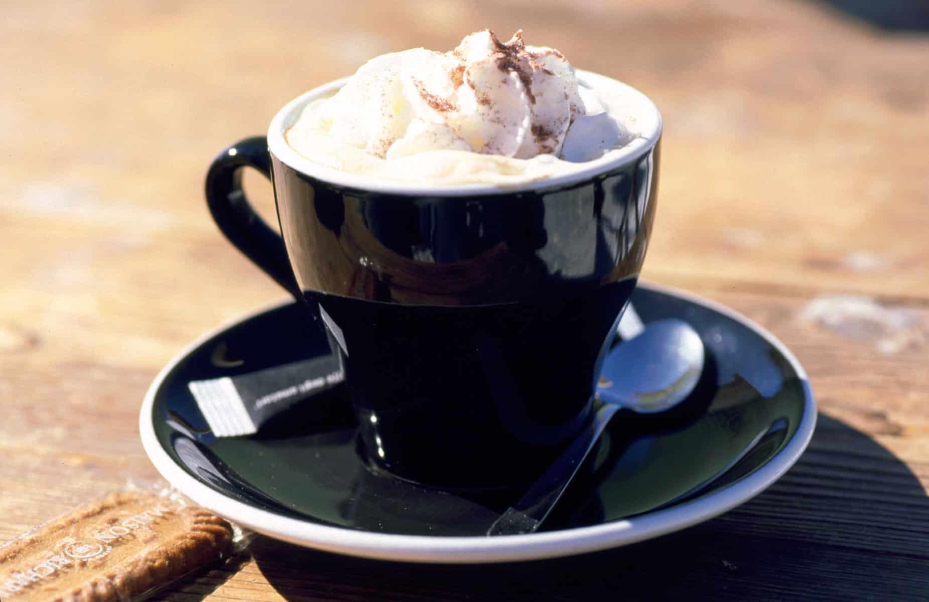 la théorie du cappuccino