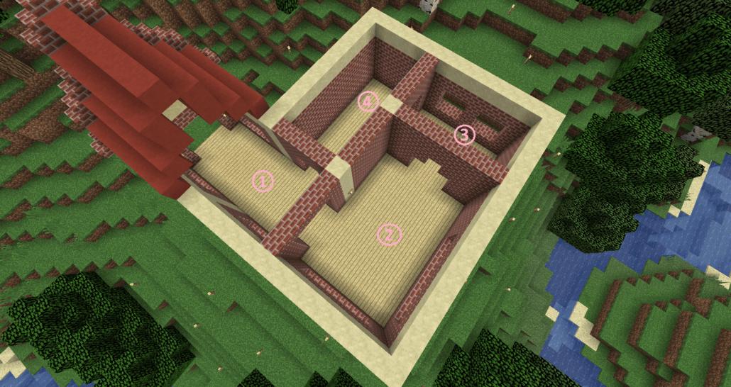 minecraft structures et numeros