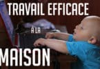 confinement travail efficace