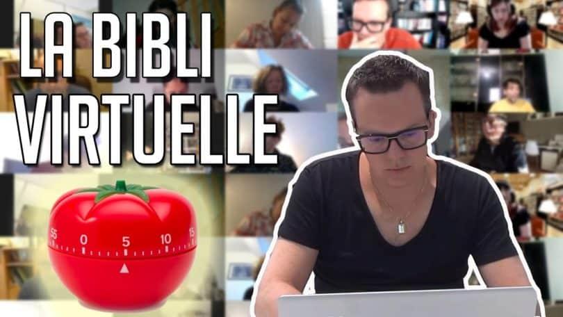 bibliotheque virtuelle